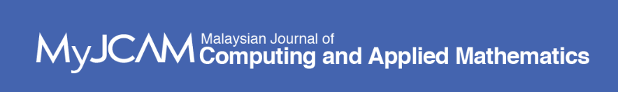 Malaysian Journal of Computing and Applied Mathematics (MyJCAM)
